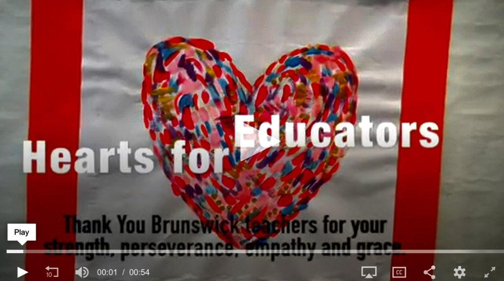News Center Maine: Hearts for Educators