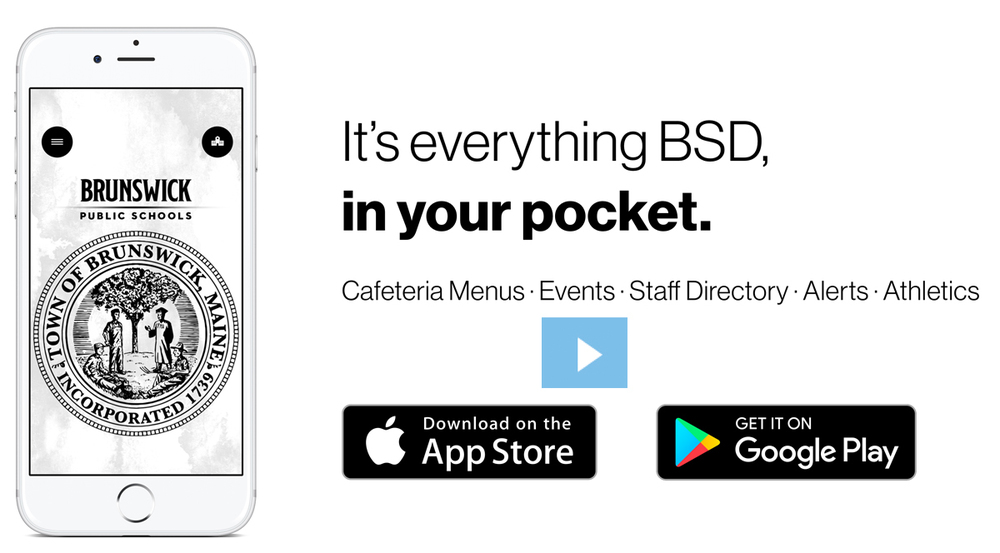 New BSD Websites and App